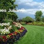 diseño de jardines Tepes Julian