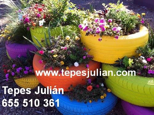 Jardines creativos y originales tepes juli n for Jardines originales