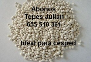 Abonos Tepes Julián