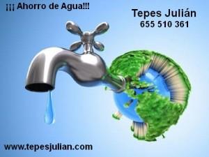 Ahorro en el consumo de agua