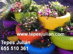 Jardines creativos y originales