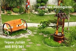 Jardines ecológicos