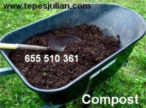 Compost o abono Natural